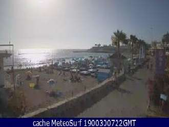 Webcam Fañabe Costa Adeje