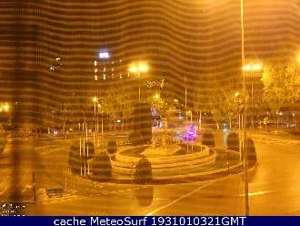 Webcam Madrid Hotel