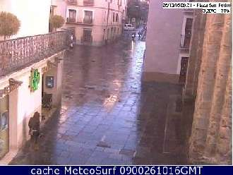 Webcam Refugio Gabardito