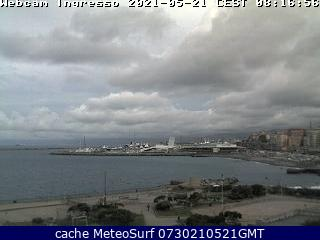 Webcam Genova Porto Antico