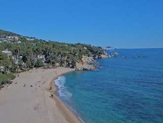 Webcam Platja d Aro