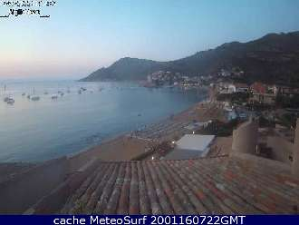 Webcam Giglio Campese