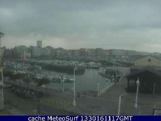 Webcam Gijon Marina