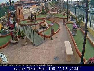 Webcam Playa del Inglés Minigolf