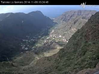 Webcam Valle Gran Rey Playa