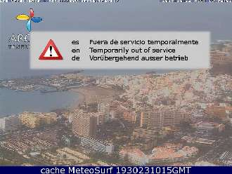 Webcam Los Cristianos Guaza