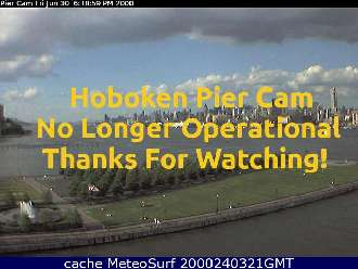 Webcam Hoboken