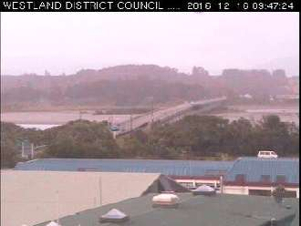 Webcam Hokitika