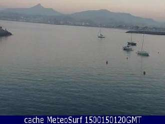 Webcam Hondarribia