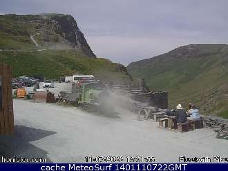 Webcam Honister Pass