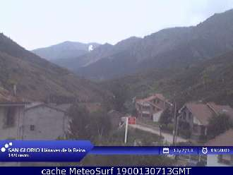 Webcam San Glorio