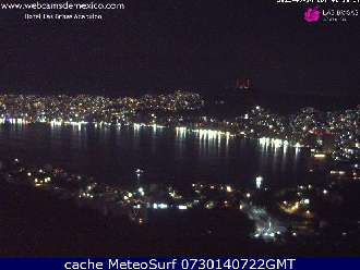 Webcam Hotel Camino Real Acapulco Diamante