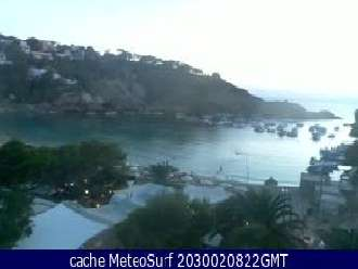 Webcam Ibiza Cala Vadella