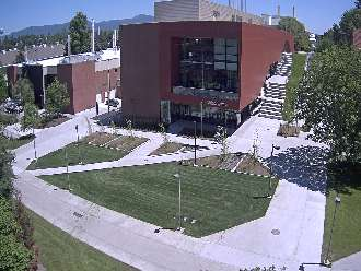 Webcam University of Idaho