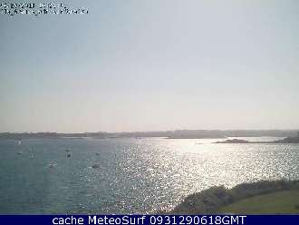 Webcam Île Grande