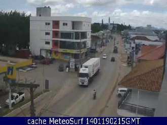 Webcam Ilhota