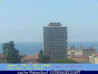 Webcam Imperia Oneglia