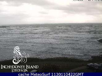 Webcam Inchydoney Island