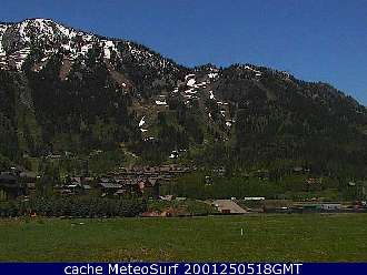 Webcam Jackson Hole