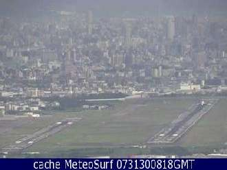 Webcam Osaka Airport