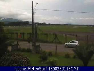 Webcam Joinville Airport