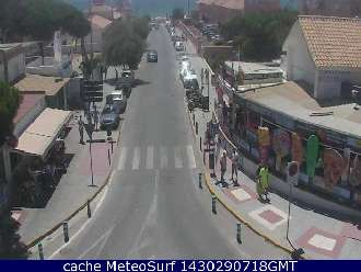 Webcam La Barrosa Chiclana de la Frontera