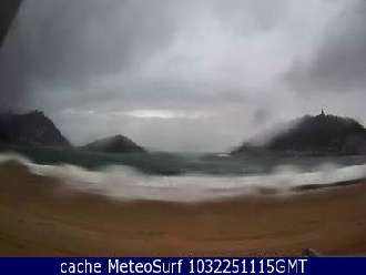 webcam donostia la concha