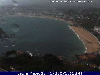 webcam San Sebastien