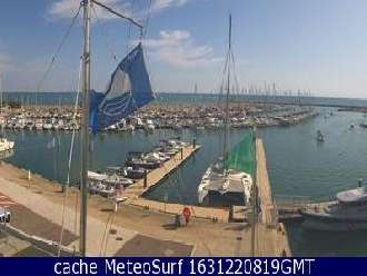 Webcam La Grande-Motte