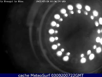 Webcam La Franqui