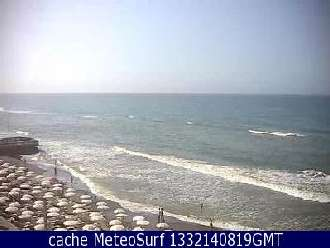 Webcam Lido di Latina