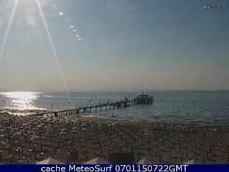 Webcam Lignano Pineta
