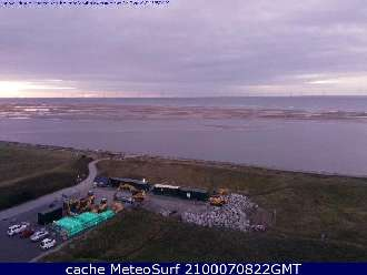 Webcam Liverpool Bay Leasowe