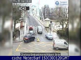 Webcam Albert Bridge Rd