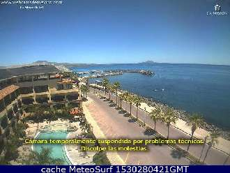 Webcam Loreto