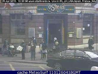 Webcam Lower Gardiner Street
