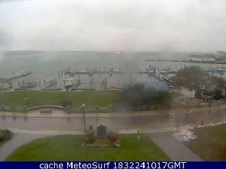 Webcam Fort Mackinac