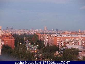 Webcam Alcorcon Madrid