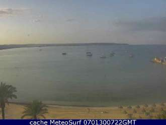 Webcam Can Pastilla Mallorca Puerto