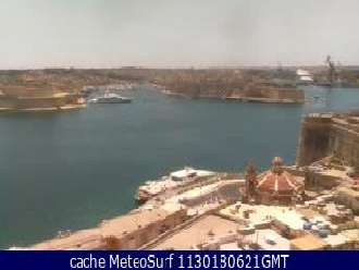 Webcam Sliema Bay
