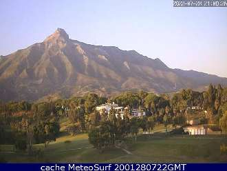 Webcam Marbella Golf