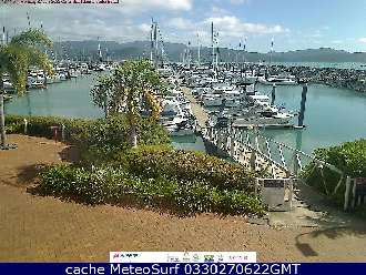Webcam Airlie Marina