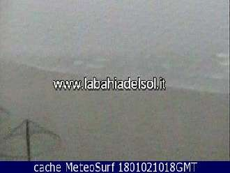 Webcam Marina di Lizzano
