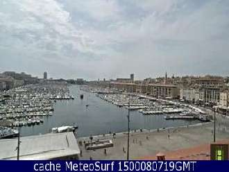 Webcam Marseille Port