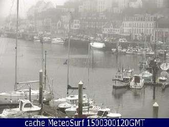 Webcam Audierne Port