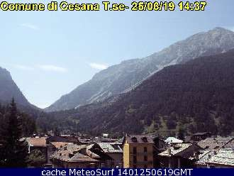 Webcam Cesana Torinese