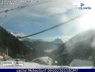 Webcam Dolomiti Arabba