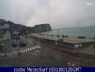 Webcam Étretat