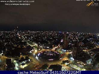 Webcam Guadalajara Hotel