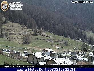 Webcam La Magdeleine